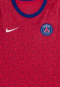 Nike Performance - PARIS ST GERMAIN - Klubové oblečení - university red/white - 4