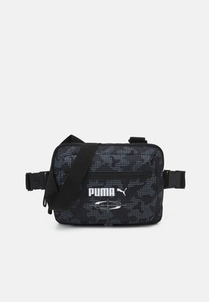 STYLE CHEST BAG UNISEX - Bum bag - black