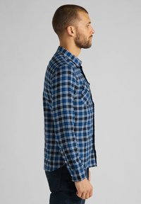 Lee - CLEAN WESTERN - Camicia - washed blue - 3