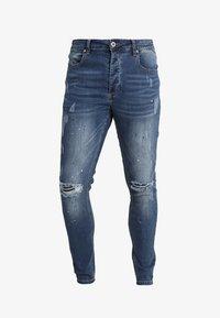 SOROLLO - Jeans Skinny - mid wash