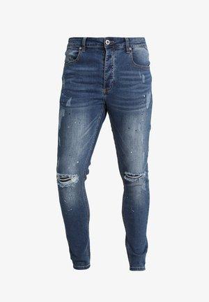 SOROLLO - Jeans Skinny Fit - mid wash