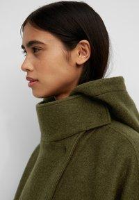 Marc O'Polo DENIM - Short coat - burnished logs - 4