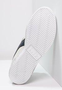 Diadora - GAME WAXED - High-top trainers - white/blue caspian sea - 4