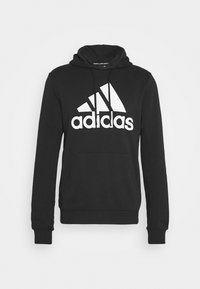 adidas Performance - ESSENTIALS SPORTS INSPIRED HOODED - Sweat à capuche - black - 4