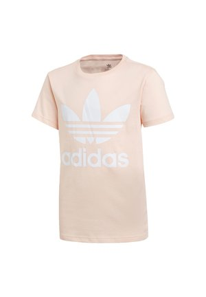 TREFOIL T-SHIRT - T-shirt con stampa - pink