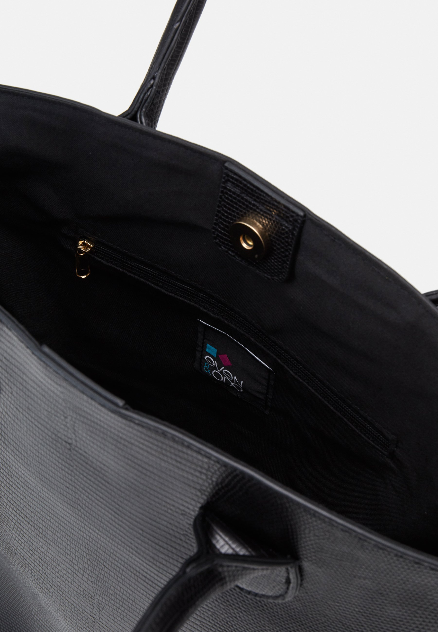 Even&Odd Shoppingveske - black/svart hioQ30YkEtqhR2i
