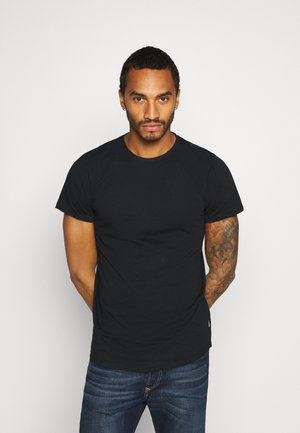 DEW LONG - T-shirt basic - black