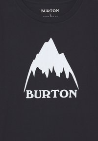 Burton - CLASSIC MOUNTAIN HIGH UNISEX - Print T-shirt - true black - 2