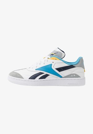 CLUB C RC 1.0 LIGHT TENNIS STYLE SHOES - Trainers - white/true grey/collegiate navy