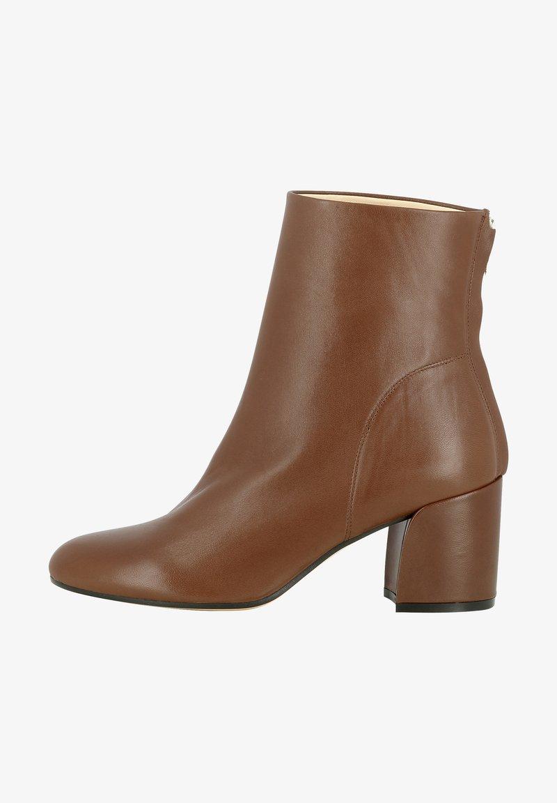 Evita - Classic ankle boots - braun