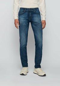 BOSS - DELAWARE - Slim fit jeans - blue - 0