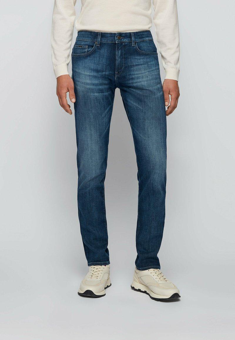 BOSS - DELAWARE - Slim fit jeans - blue