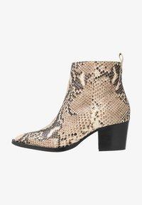 RE:DESIGNED - DEDRA - Kotníkové boty - beige - 1