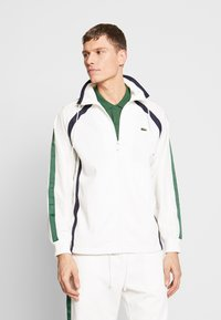 Lacoste - Summer jacket - flour/dark navy/green - 0