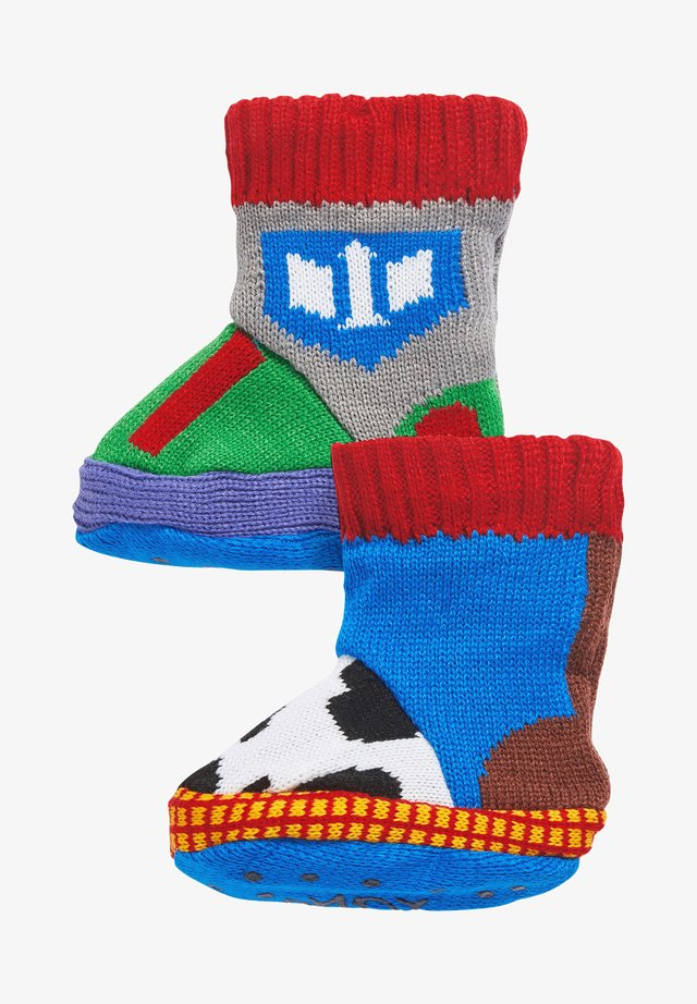 2 PACK - Socks - multi-coloured