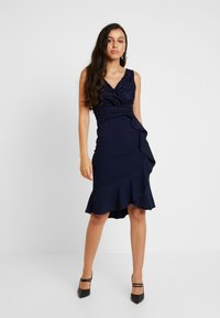 Sista Glam - ARIANNE - Cocktail dress / Party dress - navy - 2