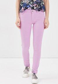 Cache Cache - Jeans Skinny Fit - mauve - 0