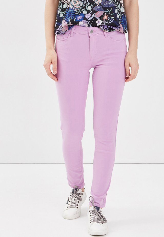 Jeans Skinny Fit - mauve