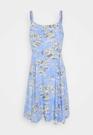 CAMI DRESS - Day dress - blue
