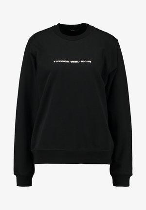 F-ANG-COPY - Sweatshirt - black
