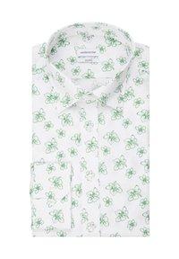 Seidensticker - SHAPED FIT - Shirt - grün - 4