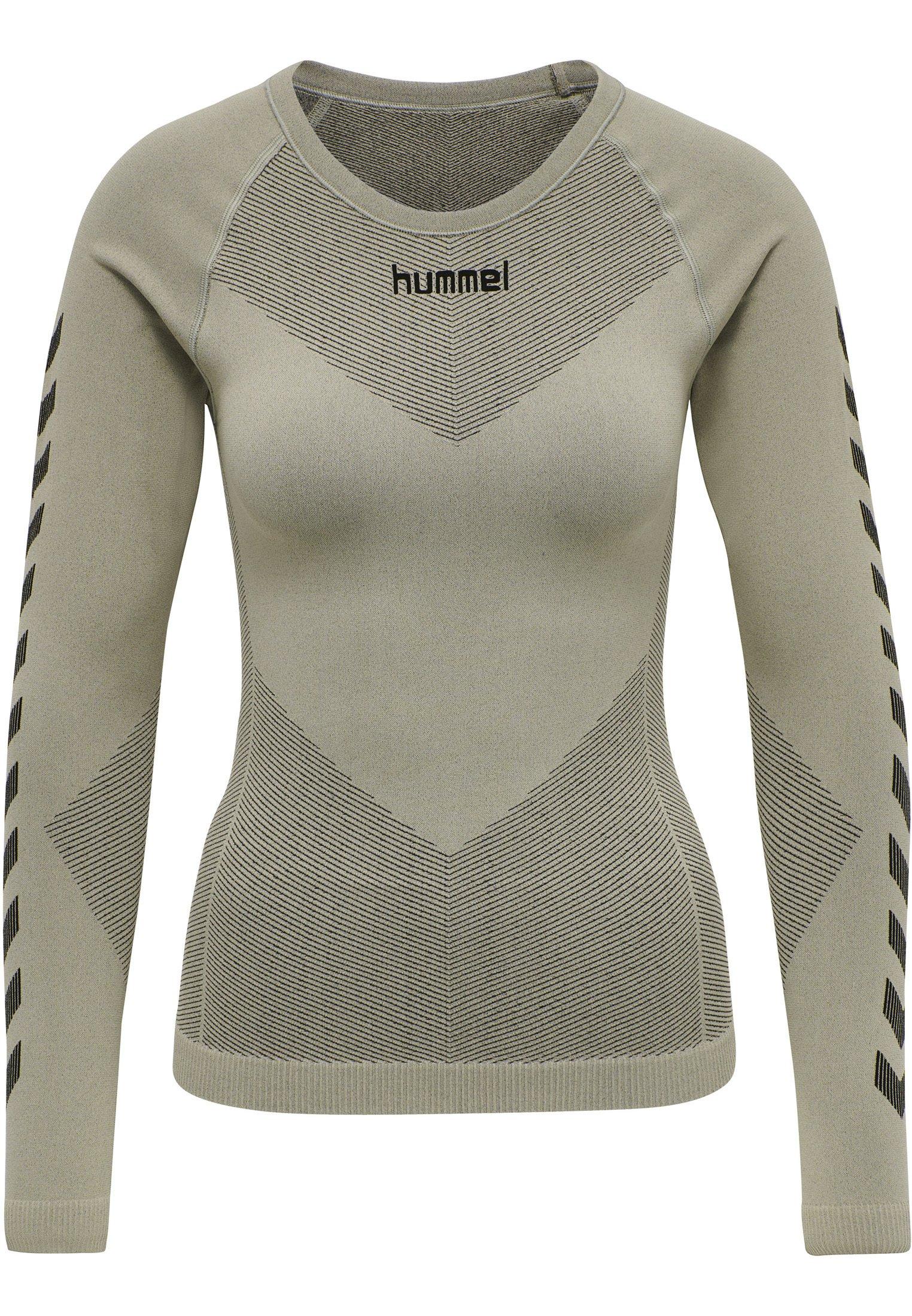 Femme FIRST SEAMLESS WOMAN - T-shirt à manches longues