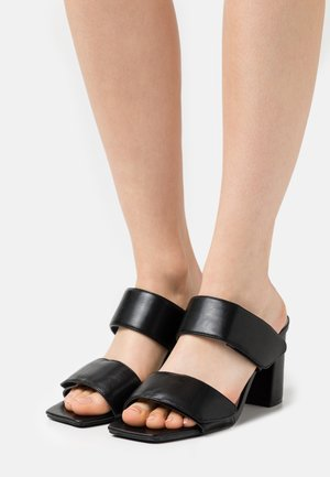 BLOCK  - Sandaler - black
