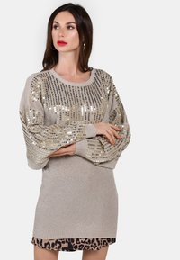 faina - Jumper - beige - 0