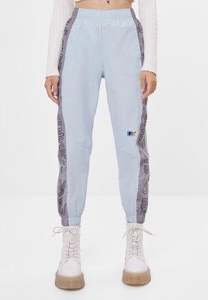 Kalhoty - light blue