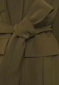 Samsøe Samsøe - CITRINE - Summer jacket - dark olive - 2