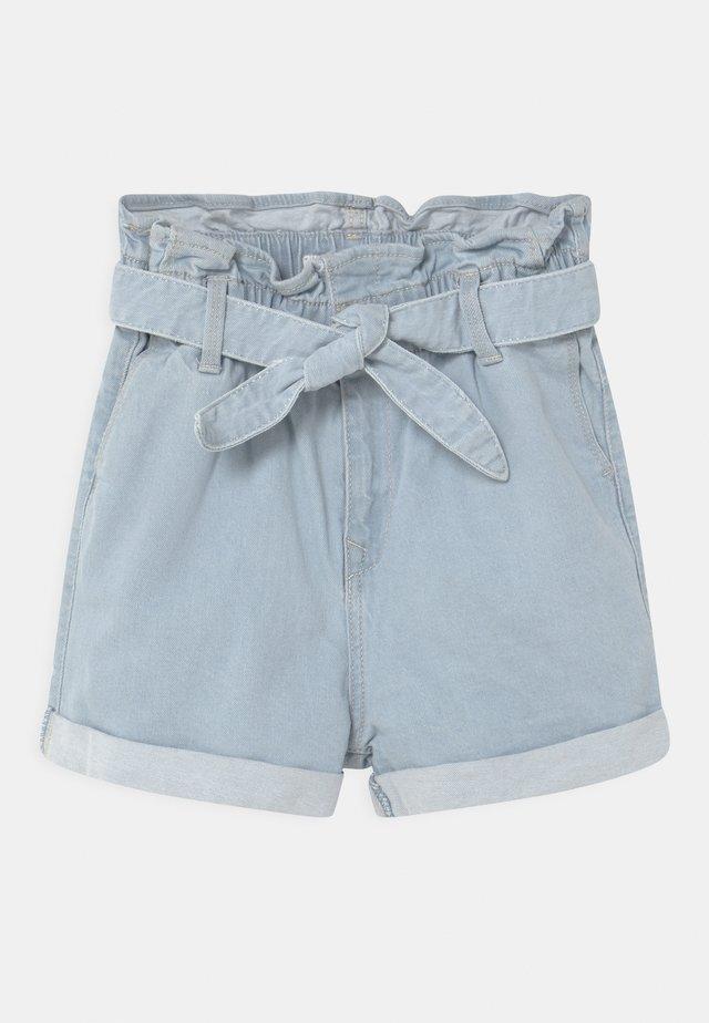 PENELOPE - Short en jean - light blue