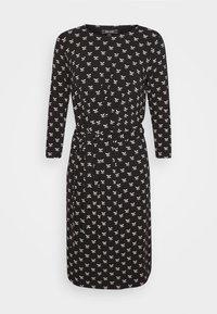 HAILEY DRESS WILLOW - Day dress - black