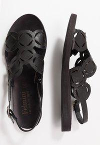Felmini - CAROLINA - Sandals - black - 3