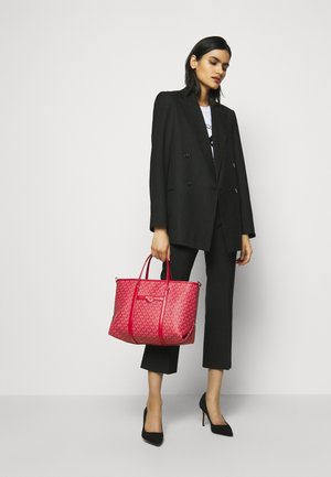 BECK TOTE - Handbag - bright red