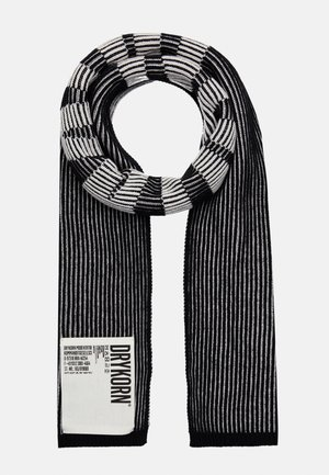 NIGEL - Scarf - black