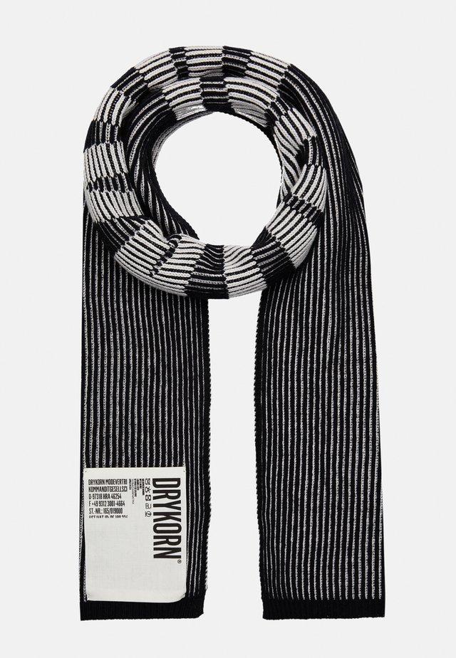 NIGEL - Sjal / Tørklæder - black