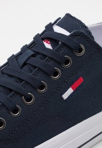 Tommy Jeans - LONG LACE UP  - Trainers - twilight navy - 5