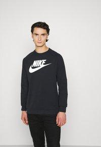 Nike Sportswear - MODERN - Sweatshirt - black/white - 0