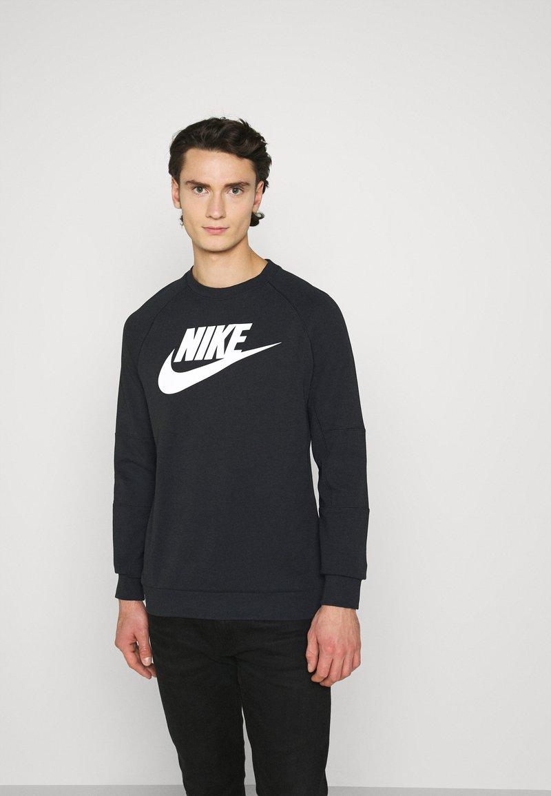 Nike Sportswear - MODERN - Sweatshirt - black/white