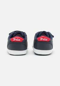 Polo Ralph Lauren - OAKVIEW LAYETTE UNISEX - First shoes - navy/red - 2