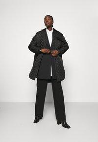 Carin Wester - JACKET COOPER - Classic coat - black - 1