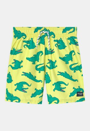CONVERSATIONAL  - Swimming shorts - yellow