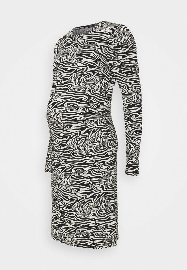 DRESS MOM NINNIE - Sukienka z dżerseju - black