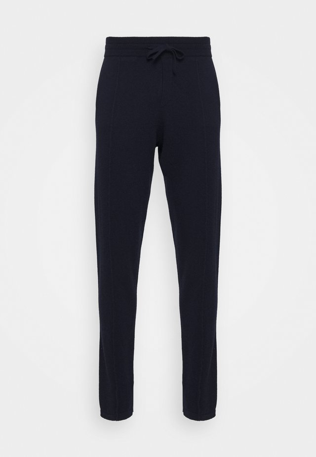 TROUSERS - Trainingsbroek - dark blue