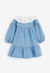 Next - Denim dress - blue - 7