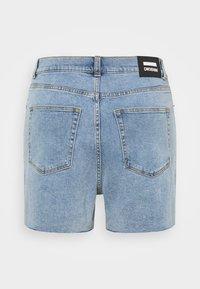 Dr.Denim Plus - NORA - Denim shorts - light retro - 5