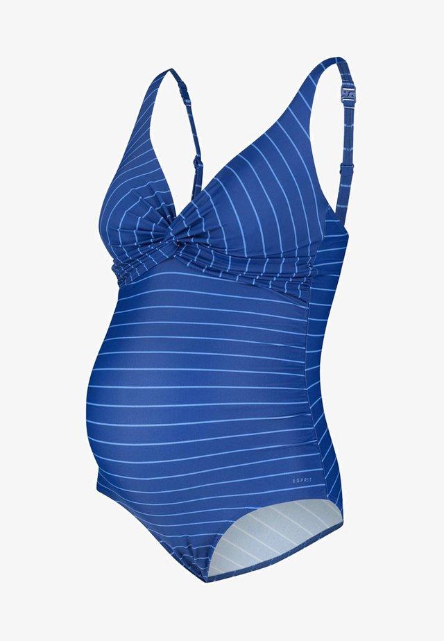 Badpak - bright blue