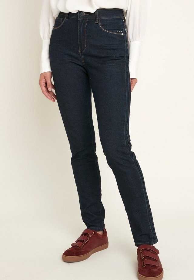 Slim fit jeans - bleu nuit