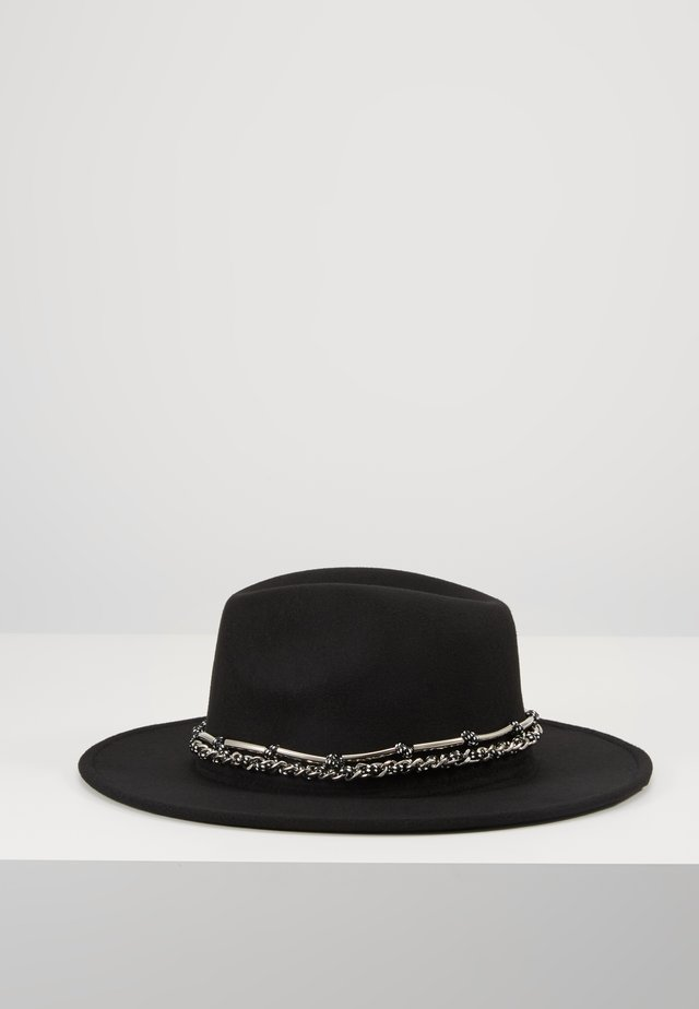 FEDORA - Hat - black
