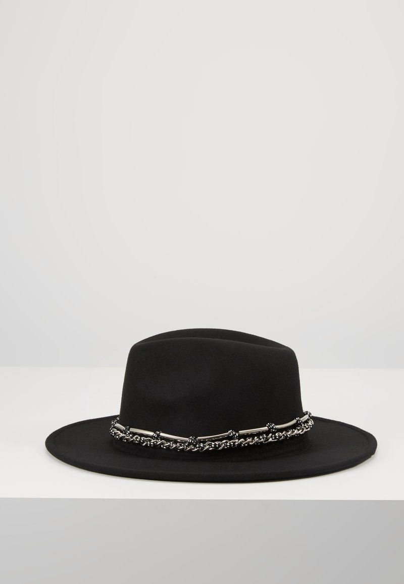 Uncommon Souls - FEDORA - Hat - black